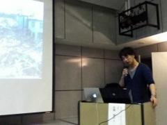 佐藤さんの講演