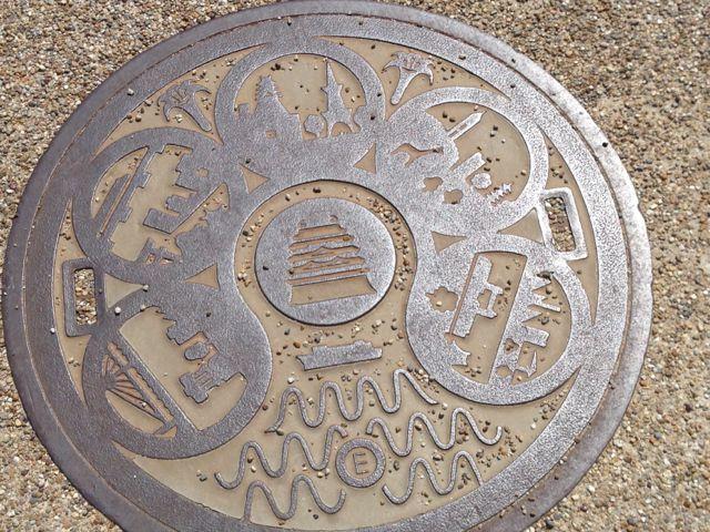 名古屋マンホール2
