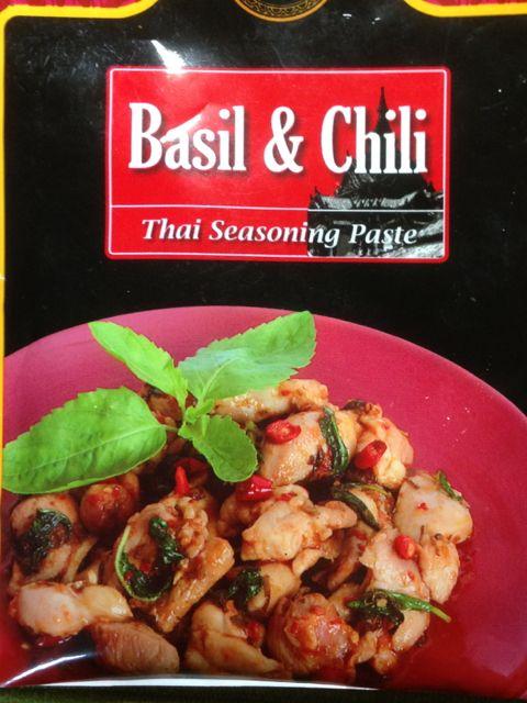 BASIL & CHILI
