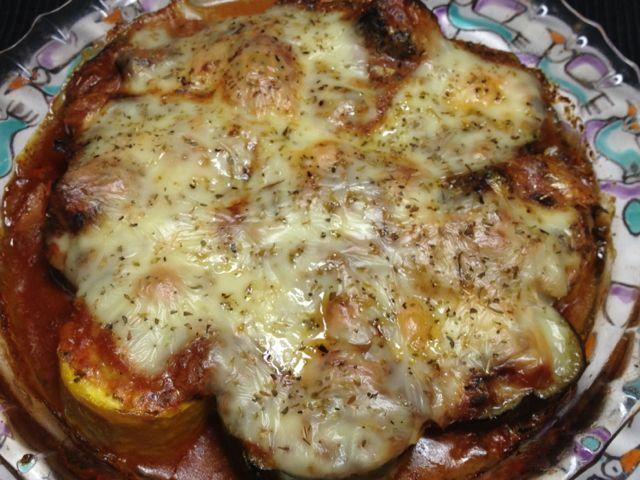 ズッキーニトマトチーズ焼