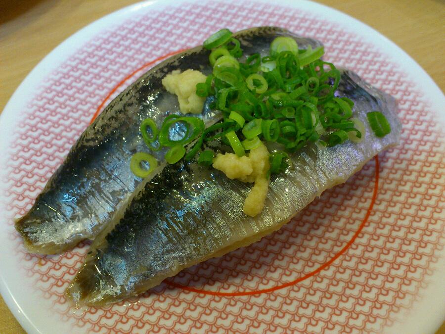 今日の晩ごはん(^^)@かっぱ寿司伊丹店