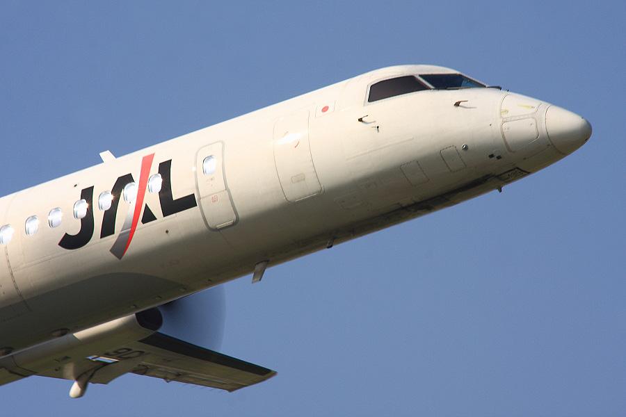 JAC DHC-8-402Q / JAC2341 (JA849C)@下河原緑地展望デッキ