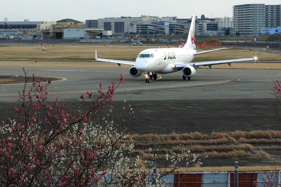 J-AIR Embraer170 / JAL2438 (JA224J)@エアフロントオアシス下河原