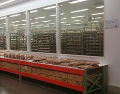 パン工場!