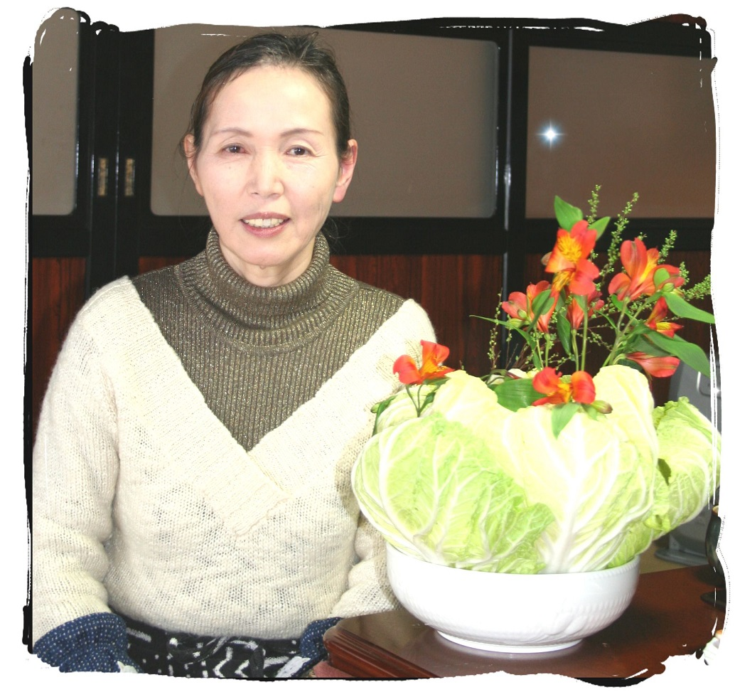 慶徳敬子さん