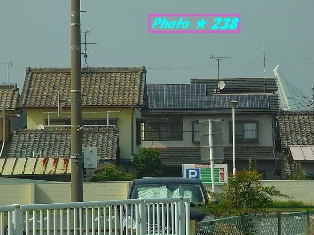 自宅のソーラー発電