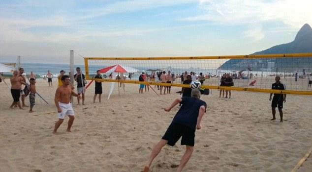 Arsene Wenger_beachball