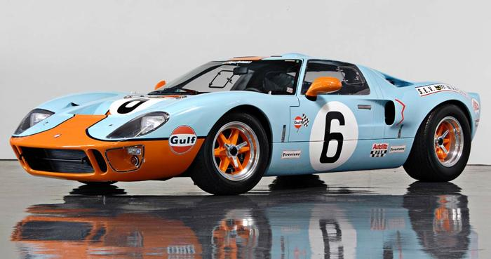 th_Ford GT 40 Gulf Special edition