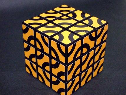 CurvyMaze Cube_003