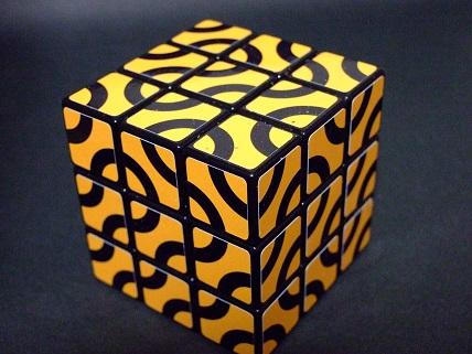 CurvyMaze Cube_005