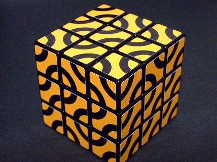 CurvyMaze Cube_004