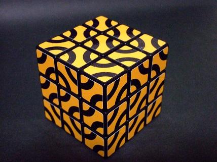 CurvyMaze Cube_002