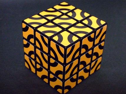 CurvyMaze Cube_007