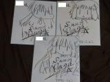 龍牙翔先生のサイン