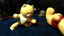 ベアッガイⅢvs黄色いクマ