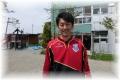 サッカー講師・濱本コーチ