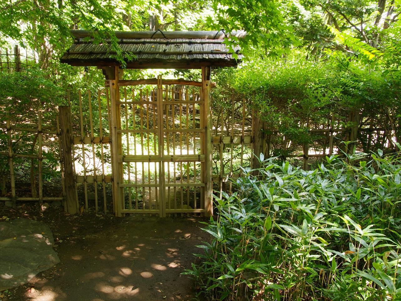 日本庭園らしい景2