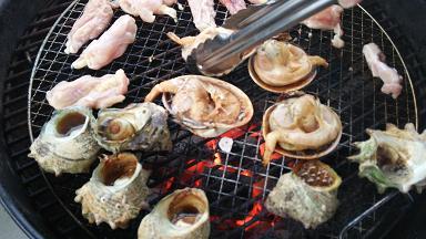 BBQ海鮮