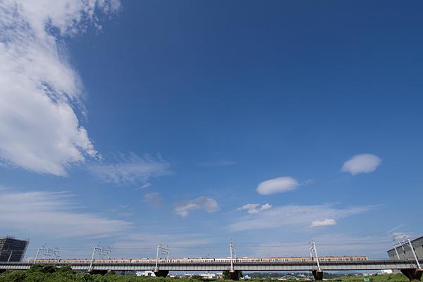 庄内川橋梁-3