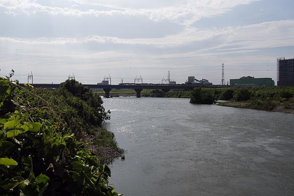 庄内川橋梁-5