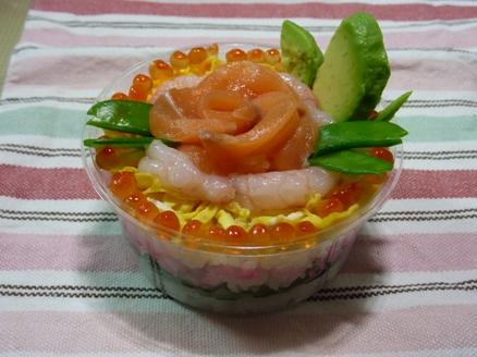 カップ寿司