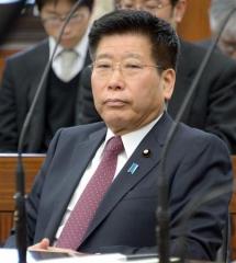 衛藤晟一首相補佐官