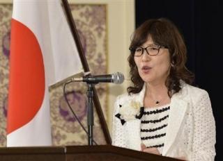 稲田朋美行政改革担当相