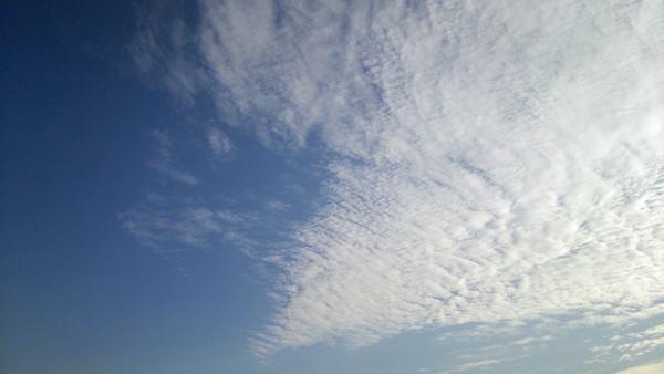 秋の空140901
