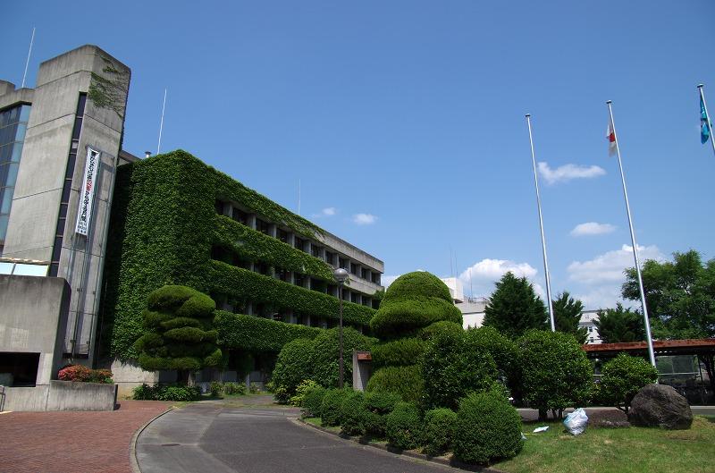 兵庫県 三田庁舎 三田市役所
