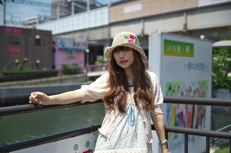 南海堺駅周辺@ポートレート
