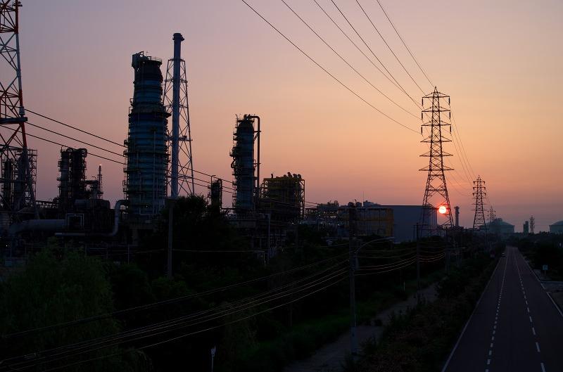 堺泉北臨海工業地帯~高砂地区