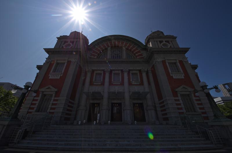 中之島公園 中央公会堂