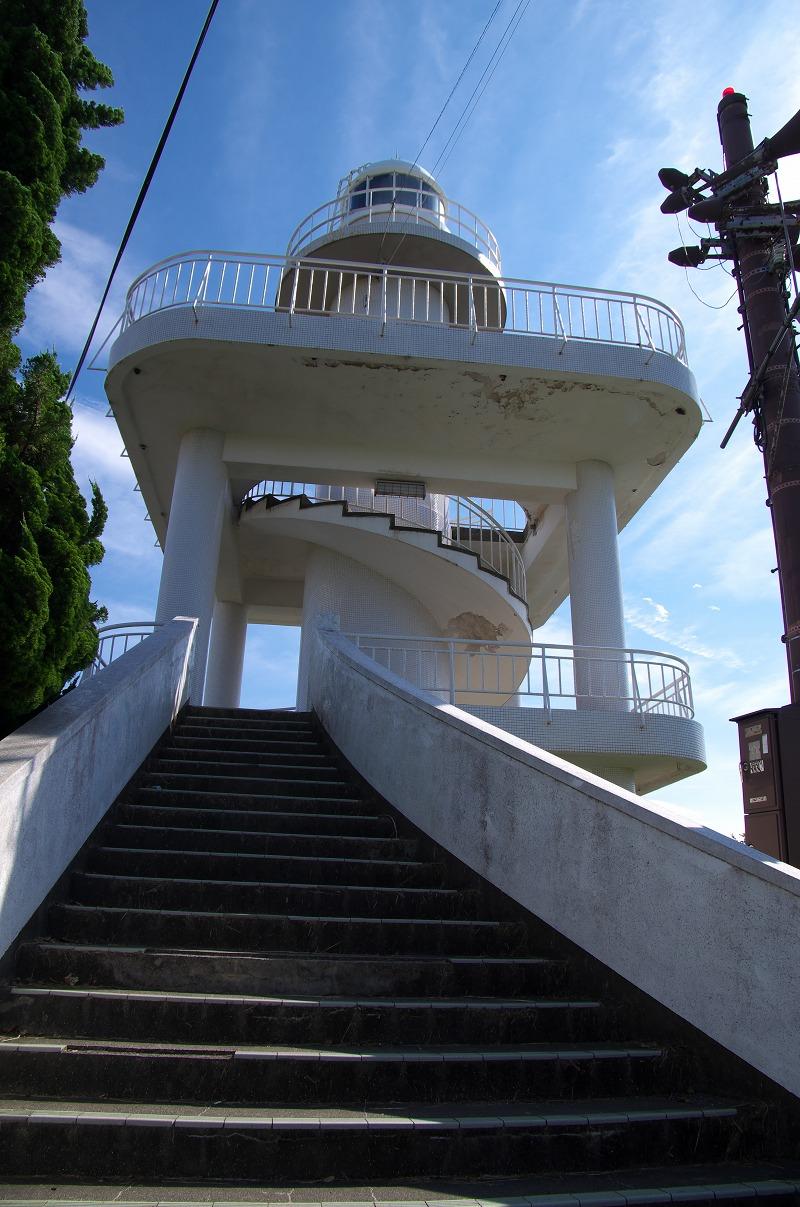 和歌山 雑賀埼灯台 眺望 夏