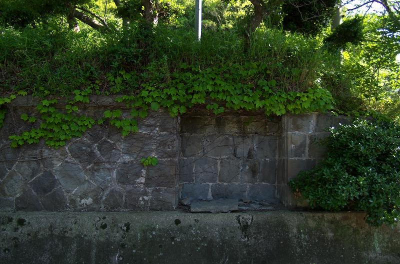 和歌山市立少年自然の家 砲台跡・弾薬倉庫