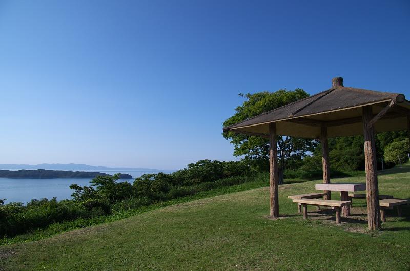 和歌山市立少年自然の家 見晴らしの丘