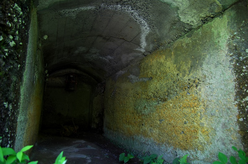 滋賀県 長浜市 土倉鉱山跡