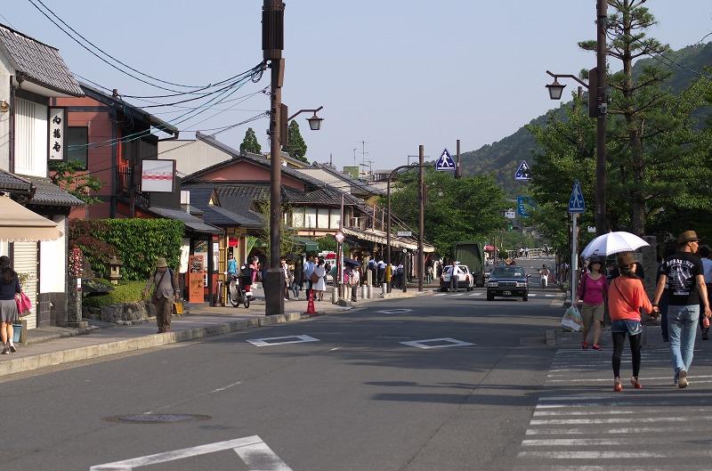 嵐山 初夏