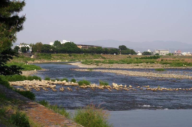 嵐山 渡月橋 桂川