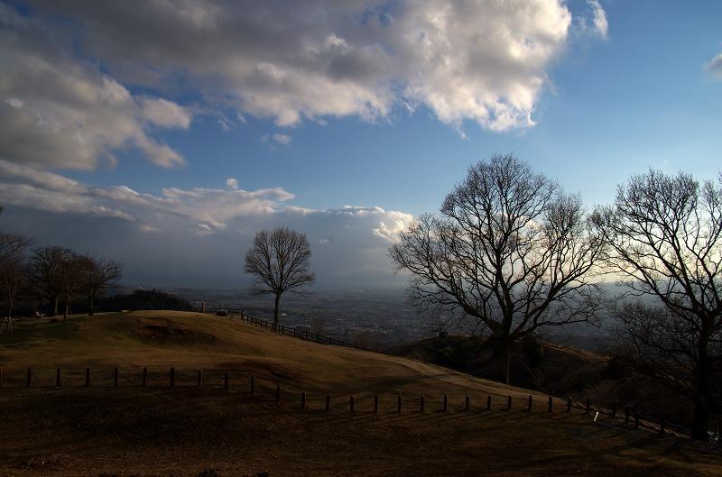 奈良 若草山三重目 冬 2014