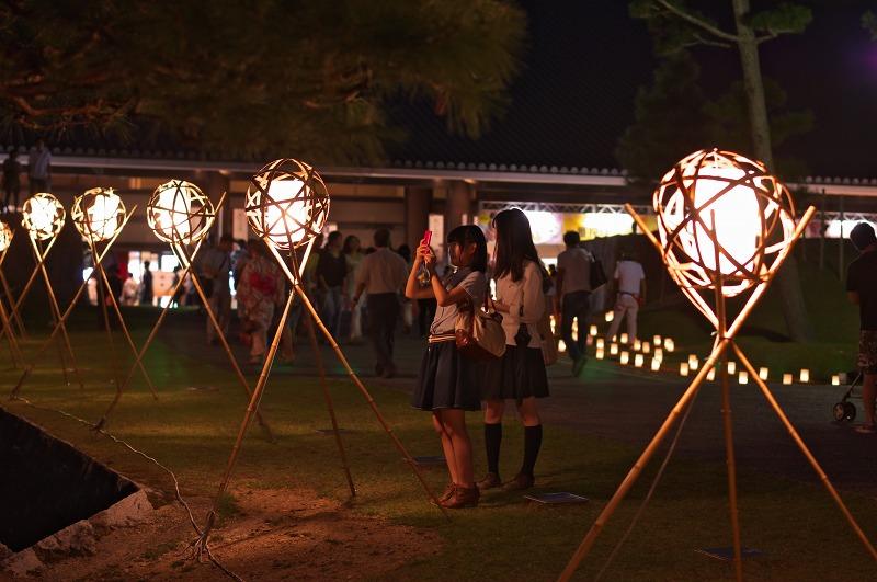 なら燈花会2014