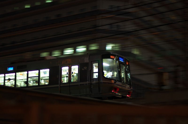 JR福島駅高架下