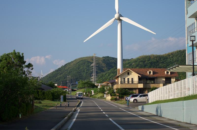 淡路島 北淡震災記念公園 風車