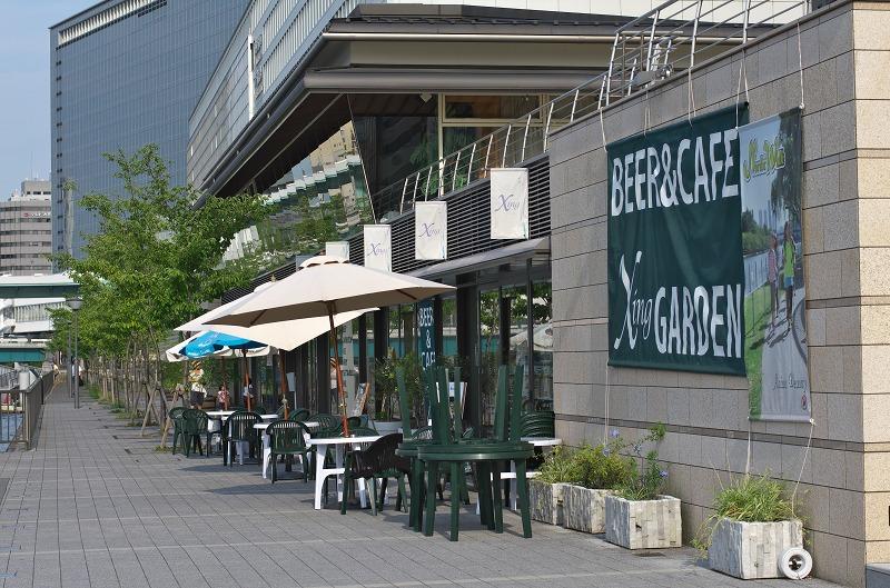 八軒家浜と京阪シティモールで一息