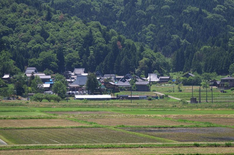 マキノ 夏 村
