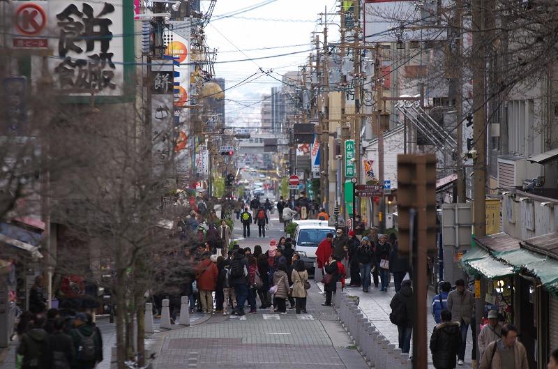 奈良 ならまち 商店街