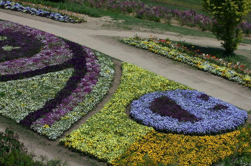 5月 あわじ花さじき 歓びの庭