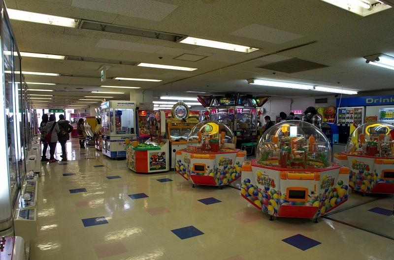 イオンモール藤井寺 ジャスコ アミューズメント ゲームコーナー