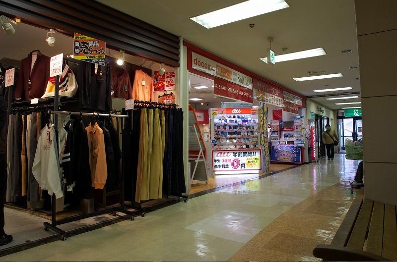 イオンモール藤井寺 ジャスコ 売り場