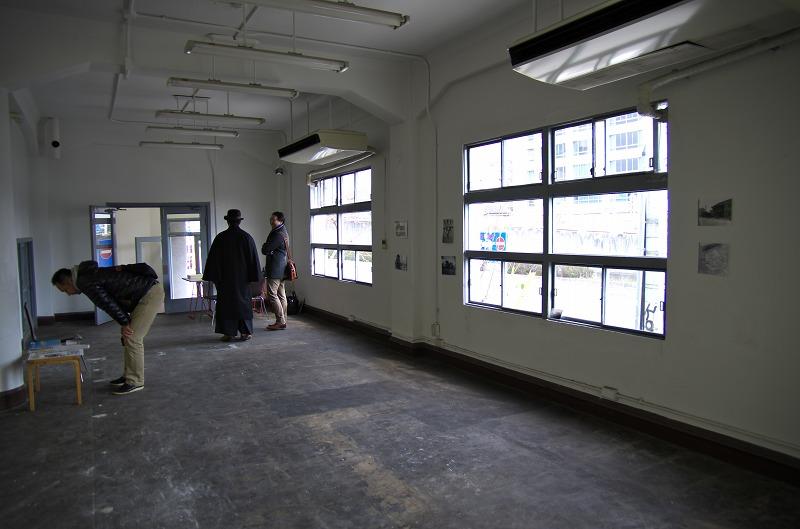 商船三井築港ビル見学会 大阪南港 2013