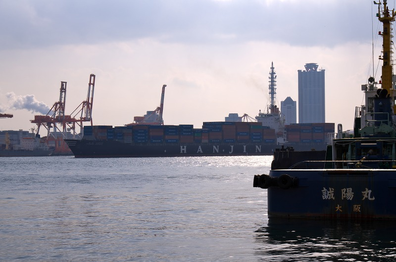 築港赤レンガ倉庫 大阪南港